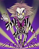 It's Show Time, Beetlejuice by anniemae04