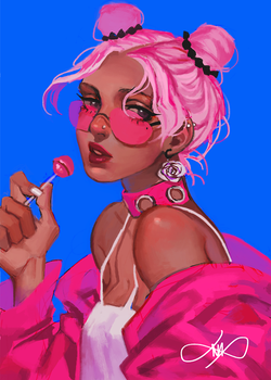 !Pink! by Afternoontm
