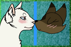 Hailstream Kiss Meme by TheCatsPupil
