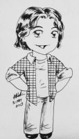 Chibi Sam Winchester by sharem
