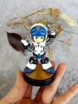 Mighty No.9 Amiibo by GandaKris