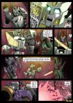 Transformers: Assassins Page 2 by ShadowApook