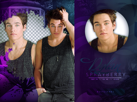 Pack Png 1096 // Dylan Sprayberry by ExoticPngs