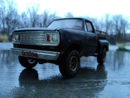 1:24 scale Dodge Truck by prestonthecarartist