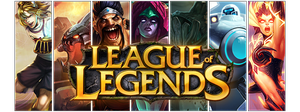 League of Legends Tags Collection Logo by iPwnPT