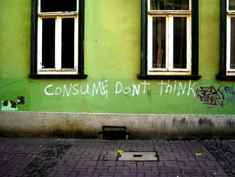consume by TinePapenstiel