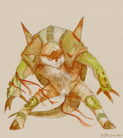150+ project: chesnaught by edface