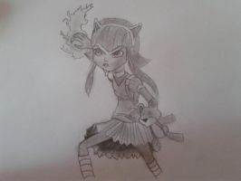 Annie - League Of Legends. by Dictina