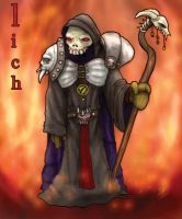 Lich by meatboy
