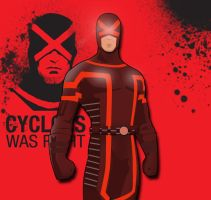 Cyclops Was Right by Siphen0