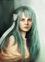 Ninian, the dancer (Edited) by Aliciane
