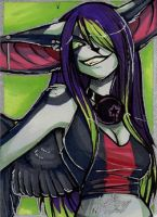Mysti ATC by Chebits