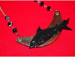 Jewelry made of polymer clay by drimota