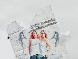 Emily de Ravin - Collage 2 by Sophies27