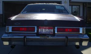 1977 olds delta 88 by ryanwlf33
