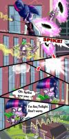 Scaly Change - MLP Friendship Games Comics by svecinkaT