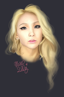 CL by MissLillyArt