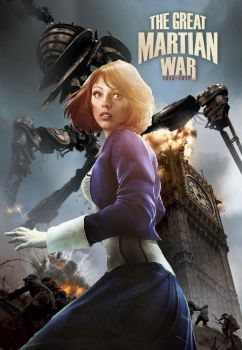 Elizabeth And The Great Martian War by Trackforce