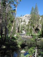 Along the Muir Trail by NMWoodcarver
