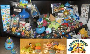 Dragon Quest 25th 2012 Collection by Mastershambler