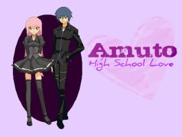 Amuto High School Love by TsukiyoNoMarionette