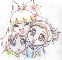 Powerpuff Girls Z-2? by Chibi-Manga-Stalker