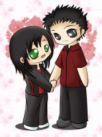 ChibiMania.:You And I:. by Kate-san