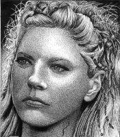 Lagertha by ronmonroe