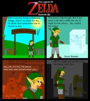 Legend of Zelda Ep. 05 by Sloth-King