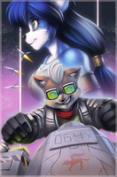Furries in Space by Amano-G