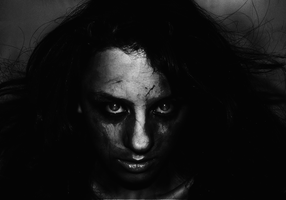 Dark Woman by tomer666