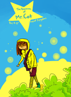 The Adventures of Mr. Cat by rifikey