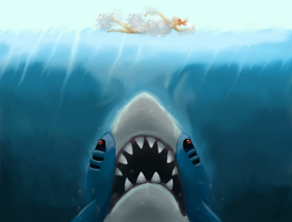 Jaws Parody by Exxthus