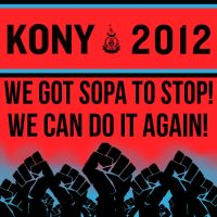 KONY 2012 by SexyChimera