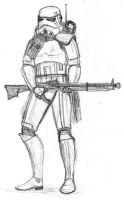 Sandtrooper by the1337chef