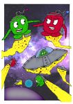 Space Mites 2016 by mikedaws