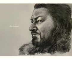 Sean Bean - Eddard Stark by MeduZZa13