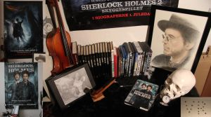 Sherlock Holmes Collection Update III by NightMagican