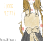 I look pretty? by ShizukaMcCormick