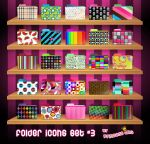 Folder Icons Set 3 by princessang2644