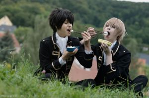 Gintama - We are HUNGRY! by MikiyoOo