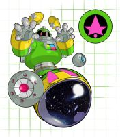 Astroman by Higure-san