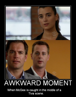 NCIS - Awkward Moment by sammys1208