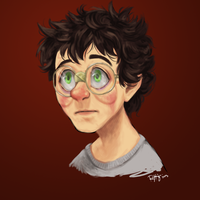 Wee Babby Harry by Robynium