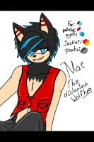 Mat the Diclonious Wolfhog by Princesayaimy