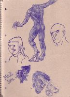 sketches from boring lectures by saTHOMASo