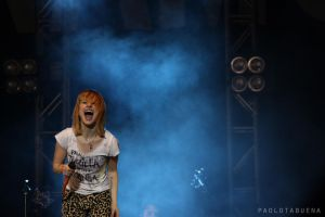 Paramore - Hayley Williams III by syncopatedrhythms