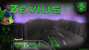 Zevious Outpost by iDawggrant
