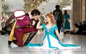Disney Cosplay by Berry-Cosplay