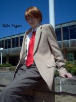 Raito Yagami Cosplay by ImperfectEclipse